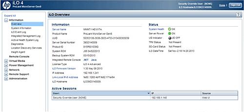 Server Management Tools - Figure 2