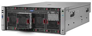 HP DL580 Gen8 Server