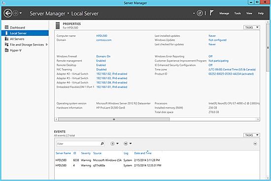 HP DL580 Gen8 Server - Figure 3