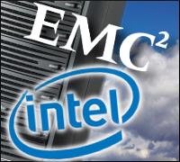 Intel, EMC and Cloud Storage