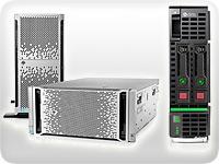 HP ProLiant Server Line