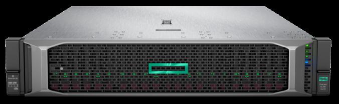 network server example